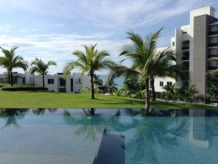 Spectacular, Luxury Oceanfront Condo in Rio Mar, Panama