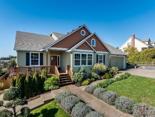 Spring has Arrived! Enjoy Wine Country Beauty in This Perfectly Located Home!