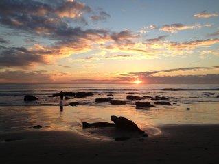 Steps To Sand-Beach Gear-Hot Tub
