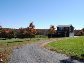 Two Bedroom One Bath Cottage On 250 Acre Cattle Farm.