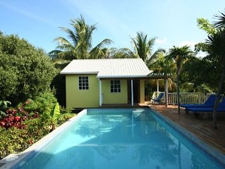 1 Bdrm Brand New Island Cottage W/ Pool!