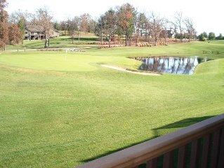 Huge 4 Bdrm Condo/Northern Bay Golf Resort/Castle Rock Lake