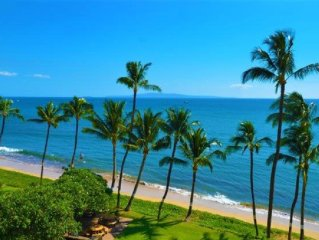 *** Beautiful Oceanfront Maui Condo Right on Sugar Beach ***