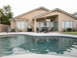 Relax & Enjoy!  Remodeled, Private Pool, 3 Bdrm. Open Concept Vacation Home