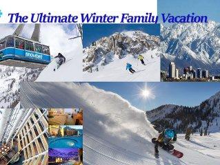 Snowbird Cliff Club / Ski in -Ski out!! $2500./ wk  4/15- 4/22 2017 Sat-Sat.