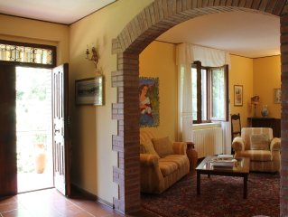 Spacious Stone Villa in the heart of Tuscany