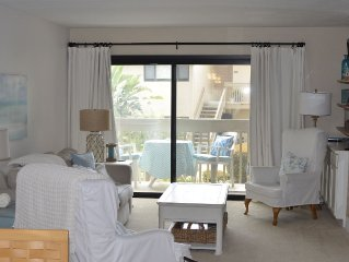 Two Bedroom Two Bath Condo In Oceanfront Complex