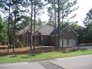 Attractive Custom Home In Pinehurst Golf Community