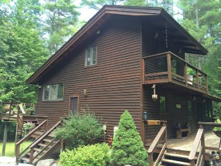 Top Shelf! Schroon Lake 4 Season Vacation Home