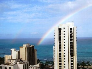 Waikiki Banyan Ocean Deluxe Condo, Government certified for short term rentals