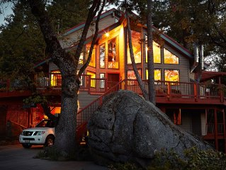 Inside Yosemite N.P. Gates!, our luxury home is minutes from valley attractions.