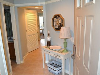 Luxury 2 Bdrm Condo, Newly Renovated , Taxes Included in Rate