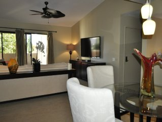Downtown Palm Springs Condo - Plaza Villas - 2 Bed / 2 Bath