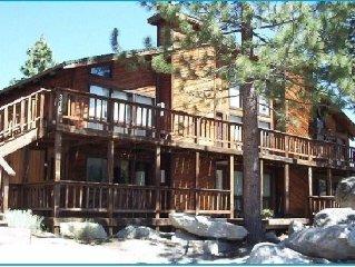 Lake Tahoe Mountain-Top Condo