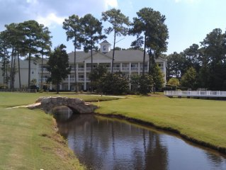 Luxury Fully Furnished Condo World Tour Golf Course * Myrtle Beach