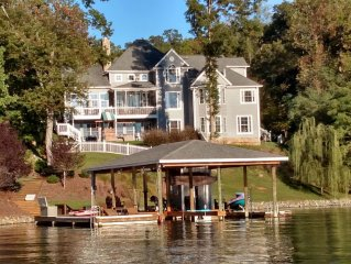 EastlakeEstateSML-Wide Water Sunsets, HotTub, Kayak, Fire Pit, Kid & Adult Oasis