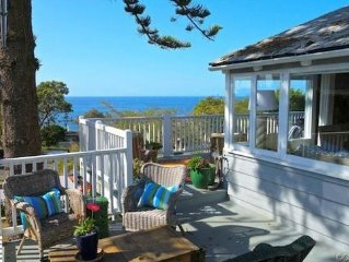 Charming Laguna Beach Cottage, Steps From The Beach