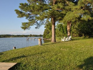 BEAUTIFUL WATERFRONT HOME AVAILABLE NOW!!!