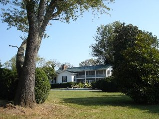 1856 Manor House on 600-Acre Working Horse/Cattle Estate