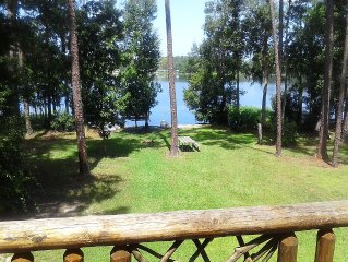 Gainesville Area Lakefront Home (Riley Lake)