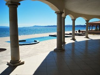 Punta Chivato Beach House with Pool, Baja, Mexico