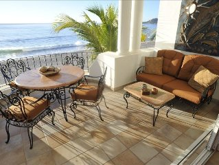 Beach Front Million Dollar View Custom Condo 1BR+/1.5BA