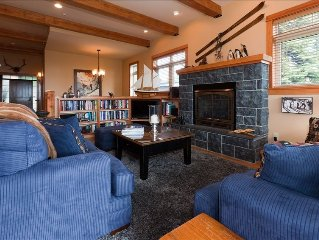 Executive Home - One Bedroom Silver Star Ski Resort