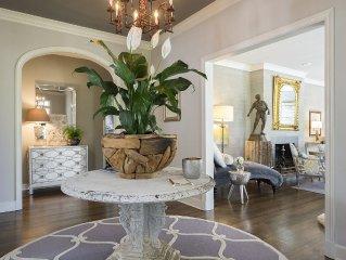 Historic Neighborhood.  Home Overlooks Overton Park.  Luxury Accommodations.