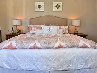 Room 1 At Barons Creek Vineyards-1/8 Guest Rooms-290 Wine Tour
