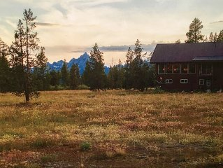 Hide away in Teton National Forest, Secluded, Peaceful & Serene