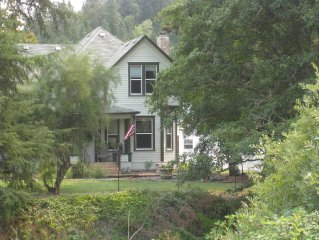 Country Living, City Conveniences In The Rural Heart Of The Land Of The Umpqua