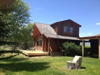 Amazing Cabin ON the River,  close to Chico & Yel
