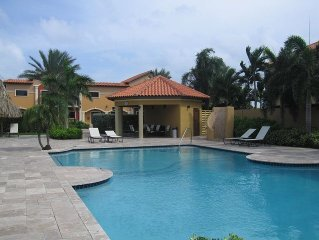Sunny Retreat at Gold Coast Aruba Resort Townhouse