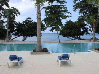 2 Bedroom, Townhouse In Gated Community With Private Beach And Infinity Pool