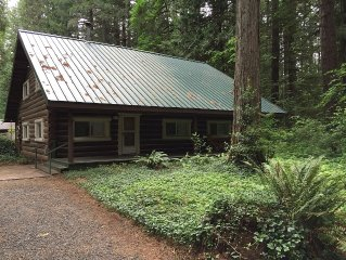 Restored Family Home With Forest Views And River Access At Mckenzie Bridge