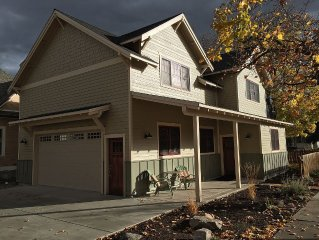 Newly built and very comfortable in any season. Great location in Missoula.