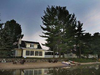 Beautiful Lakefront Home On Otsego Lake