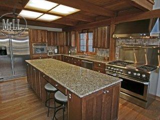 Resort home, on golf course, 5500 sq feet., golf cart avail,, Resort amenities