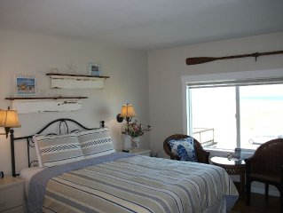 Oceanfront Studio Condo on the Prom with Panorami