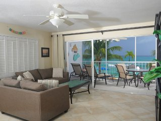 Fully Renovated, Breathtaking Ocean Front on 7 Mb- Discovery Point Club #14