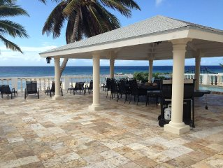 Newly Build - Beachfront - Facing beach swimming pool - 5 bdrm
