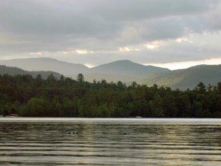 Lake & mountain view 2BR 2BA
