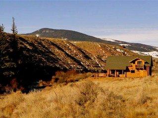 WindRiver/ Yellowstone Cabin