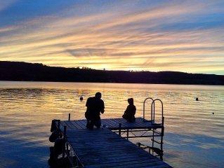 KEUKA LAKEFRONT -  Your 2020 Lakefront Cottage Getaway!
