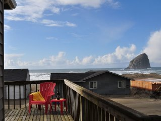 Hibiscus Haven - Panoramic Ocean Views, JUST 20 STEPS TO THE BEACH!