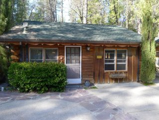 Nevada City Retreats: Baby Bear's Cottage-Vacation Rental