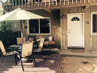 A Gem On Main - Cozy, Convenient Condo In The Heart Of Carbondale