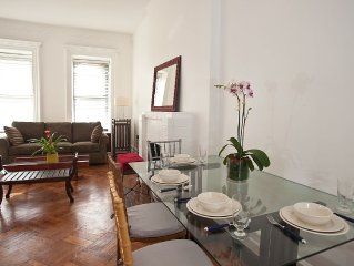 Beautiful One  Bedroom Apartment By Central Park