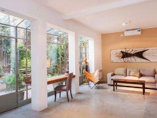 casa con jardin en el corazon de Palermo Soho, Buenos aires