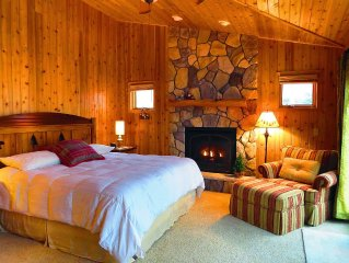 'Up North' and Updated Vacation Home on  Mule Lake that Won't Disappoint